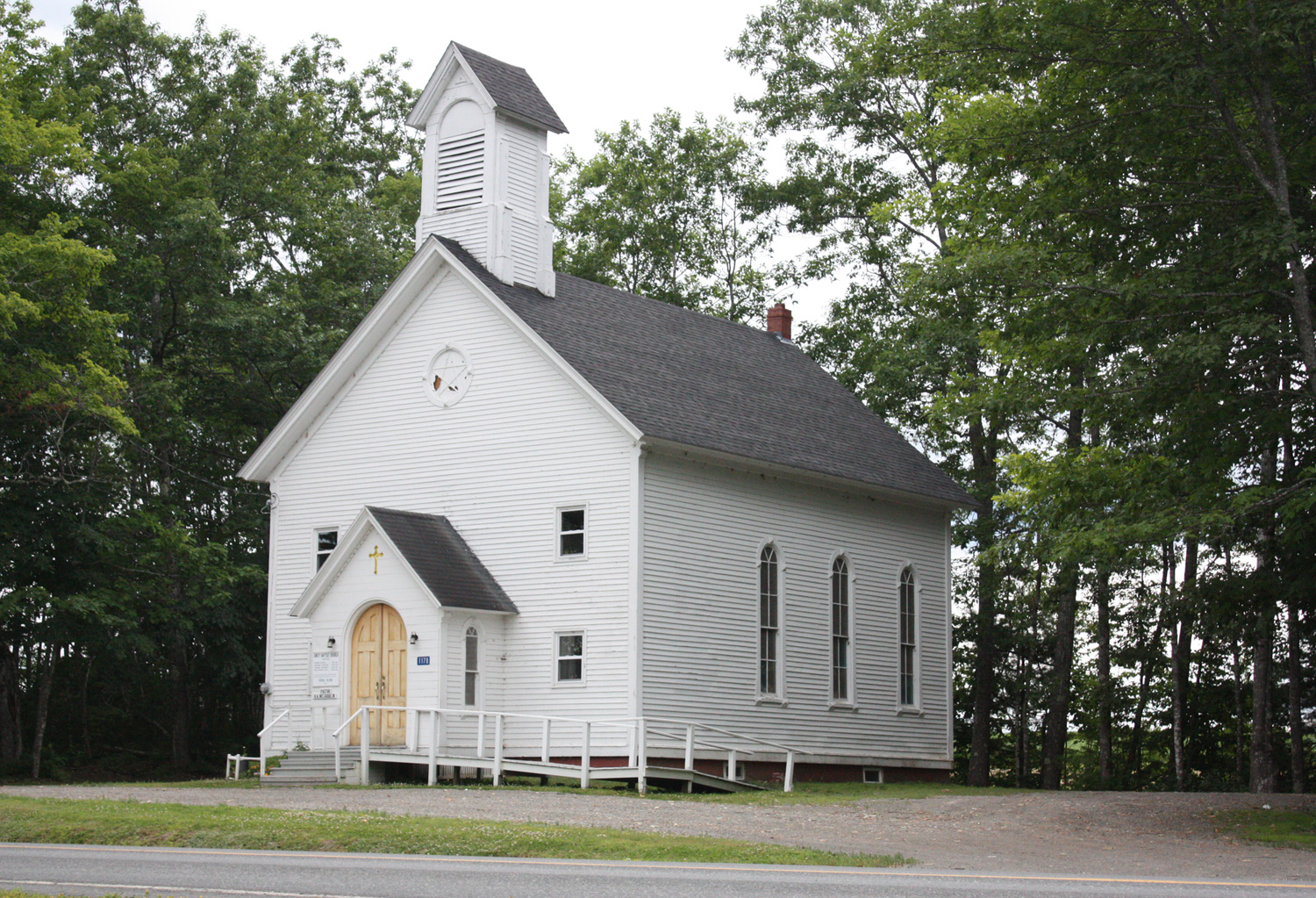 Amity Baptist Church 2017